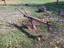 Antique Walk Behind Potato Plow Horse Drawn Farm Plow