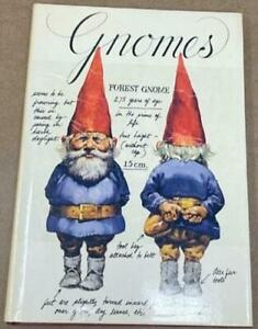 Gnomes Book by Wil Huygen HC