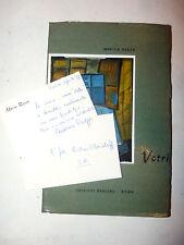 POESIA - Marica Razza: VETRI ed. Babuino con biglietto autografo dedica autrice