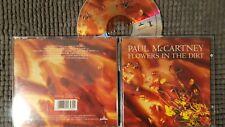 PAUL MCCARTNEY - FLOWERS IN THE DIRT. CD