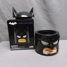 Lego Batman Movie Food Container New Lootcrate Exclusive Dc Comics zak! 10.5oz