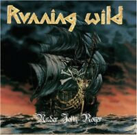 Running Wild - Under Jolly Roger - New 2CD