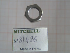 ECROU BOL NICKELE 498 & autres MOULINETS MITCHELL BRASS HEX NUT REEL PART 81486