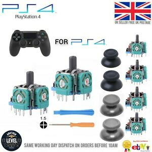 Replacement Sony ps4 Controller Pad Analog ThumbSticks Thumb Stick