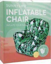 Sunnylife Gonflable Chaise Banana Palm NEUF
