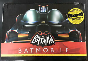 POLAR LIGHTS Batman 1966 TV BATMOBILE COLLECTOR'S EDITION SEALED RARE