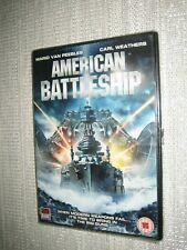American Battleship {DVD 2012}; Mario Van Peebles; New & Sealed - FREEPOST