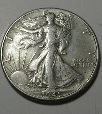 1945 Walking Liberty (#36OO)