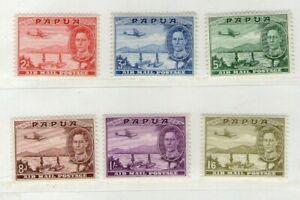 Papua George V1 Air Mail Set
