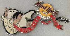 Hard Rock Cafe MEMPHIS 2004 Elvis Presley WEEK PIN White Jumpsuit  Guitar #30688