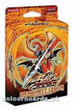 YuGiOh Dragunity Legion Structure Deck 1st Edition Sealed Cards Only - No Box!