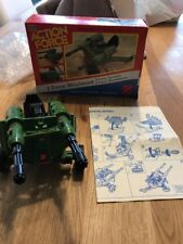 Action Man Action Force G I JOE Z Force Whirlwind Attack Cannon Palitoy!