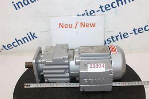 SEW 0,09 Kw 18 Min Gear Motor RF07DT56M4 Gearbox