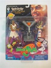 CHARLES BARKLEY & WILE E. COYOTE Action Figures (Sealed) Space Jam - Warner Bros