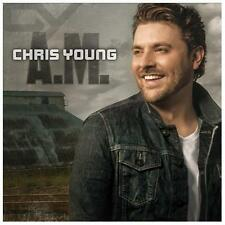 CHRIS YOUNG (COUNTRY) - A.M. NEW CD