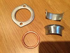 HONDA CB 100 125 CG 125 Brésil CM 125 XL 125 CD 125 échappement collier Kit