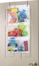 Storage Mate Hanging Over Door Gift Ribbon Bows Tissue Organizer Bag Holder