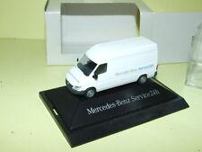 MERCEDES SPRINTER Service Mercedes 24H HERPA 1/87 ho