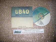 CD Pop UB 40 - Guns In The Ghetto (10 Song) Promo VIRGIN