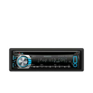 KENWOOD KDC-BT60U CD USB AUX Bluetooth DSP Autoradio 6 Kanal RCA