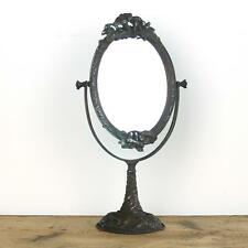 Vintage Style Dressing Table top Mirror Swing Jewellery mirror stand make up
