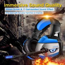 Onikuma Bluetooth Wireless 3.5mm Gaming Headset Headphone For PC Laptop Xbox One