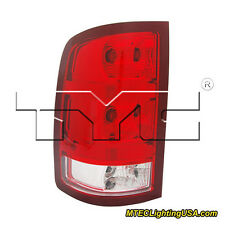 TYC NSF Right Side Tail Light Lamp Assembly for GMC Sierra 2010-2011 #20840274
