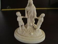 Dayspring Cards 2004 Suffer the Children Christmas Ornament w/ Scripture