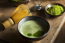 ORGANIC MATCHA Green Tea Powder CEREMONIAL Highest Grade 70g STONE GROUND A+++++