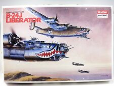 1/72 Academy B-24J Liberator Consolidated-Vultee - Parts Sealed - 1694 Model Kit