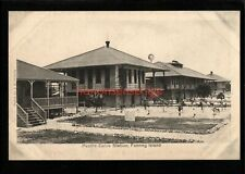 More details for fanning island pacific cable station fiji post card co. postcard e20c - fi75