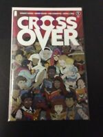 Crossover #1 2020 IMAGE Comics 1:25 Tradd Moore Variant Cover NM