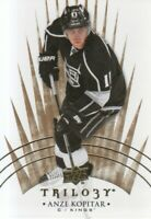 2014-15 Upper Deck Trilogy Hockey #2 Anze Kopitar Los Angeles Kings