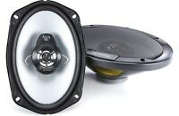 "Kenwood 6"" x 9"" 3-Ways Coaxial Oval Car Speakers with 800W Max Power - KFC-6966S"