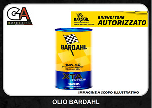 Olio Motore Bardahl 10W40 XTA polar plus Mplus taglaindo auto