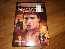 MacGyver: The Complete First Season 1 (6-Disc Set) 1985 Series Dvd New & Sealed