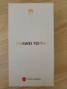 Huawei P20 Pro CLT-L29C - 6GB/128GB - Black (Unlocked) (Dual Sim)
