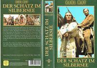 (VHS) Der Schatz im Silbersee - Pierre Brice, Lex Barker, Götz George, Karin Dor