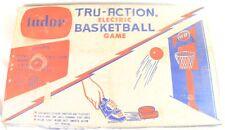 Vintage 50's Tudor Tru-Action Electric Basketball Game
