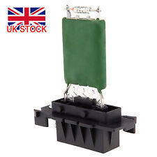Vauxhall Corsa D Heater Resistor PREMIUM QUALITY Blower Cabin 13248240 Resister
