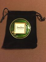 Jay Strongwater Miniature Jeweled Frame 2x2  Velvet Drawstring Bag