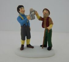 Dept 56 New England Village To A Good Day's Fishing #4030707 New D56 Nev