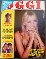 OGGI 45/1980 GUIDA DORELLI BUAZZELLI RICASOLI FIORAVANTI WAYNE McQUEEN VILLA