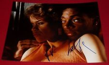 SPIKE LEE & ROSIE PEREZ SIGNED DO THE RIGHT THING CLASSIC PHOTO AUTOGRAPH COA