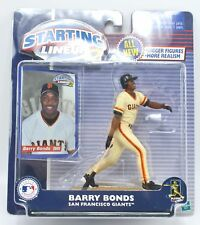 Barry Bonds San Francisco Giants MLB Starting Lineup 2 SLU Action Figure 2000