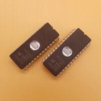 STMicroelectronics M27C128A-10F1 128KBIT UV EPROM 100NS IC