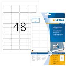 Etiketten A4 weiß Ø 30 mm rund Movables//ablösbar Papier matt 120