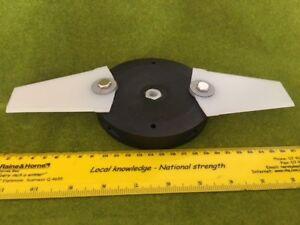 STIHL 2 Swing Blade cutting head for bent shaft FS36 (40 old) 75  288mm Dia