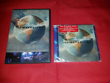 The Mavericks LIVE IN AUSTIN TEXAS combination DVD and S/S CD plus FREE SHIPPING