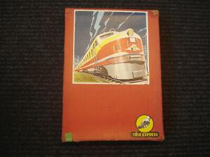 Trix Express HO Originalverpackung für Zugset 50ger Jahre